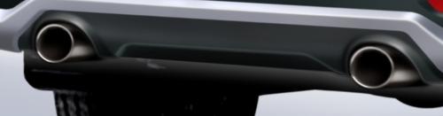 img_ชุดแต่ง Toyota Fortuner ชุดแต่งรอบคัน  โตโยต้า ฟอร์จูนเนอร์ กันชนหลัง ไฟท้ายด้านหลัง ท่อไอเสียคู่